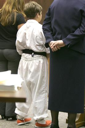 Juvenile Justice | Injustice in Focus